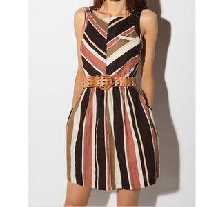 Cooperative Striped Linen Sundress